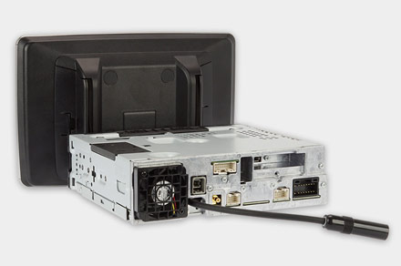 iLX-F903D - 1DIN Chassis – 9