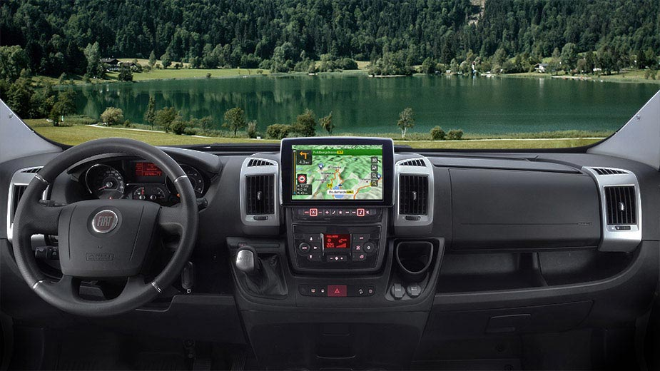 Alpine Style Navigation Designed for Ducato, Jumper and Boxer - X901D-DU