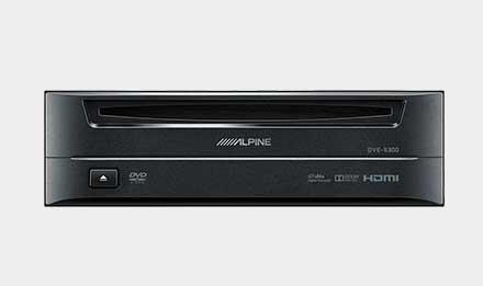 Skoda Octavia 3 - DVD Player DVE-5300G
